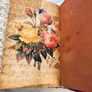 Timeless Treasures Junk Journal by Yvette Quale (Jan 2020 Challenge Journal)