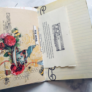 Life Notes Junk Journal #4 - LZ
