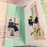 Blue Beauty Journal by Donna Young (March Challenge)
