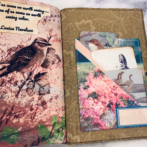 Love Junk Journal by Judy Parkins (AprCh)