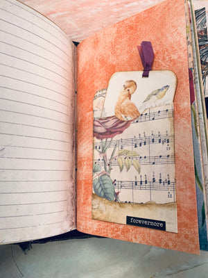Memories Journal by Judy Parkins (March Challenge)