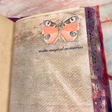 Butterfly Dreams Junk Journal by Jane Hallock (Feb Challenge Journal)
