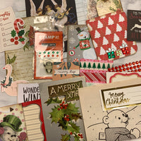 Christmas Stuffed Wallpaper Pouch #6 - LZ