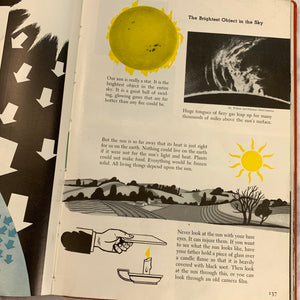 Vintage 1954 Childcraft Book Science and Industry - LZ