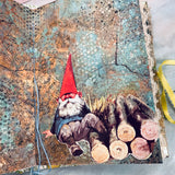 Garden Gnomes Junk Journal by Cindy Anderson (AprCh)