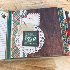 Christmas Album by Julie Carpenter