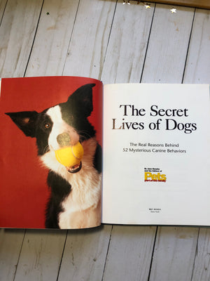 The Secret Lives of Dogs -JH