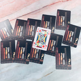 Old Books Playing Cards - LZ