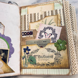 Roses Journal by Camilia Carrero