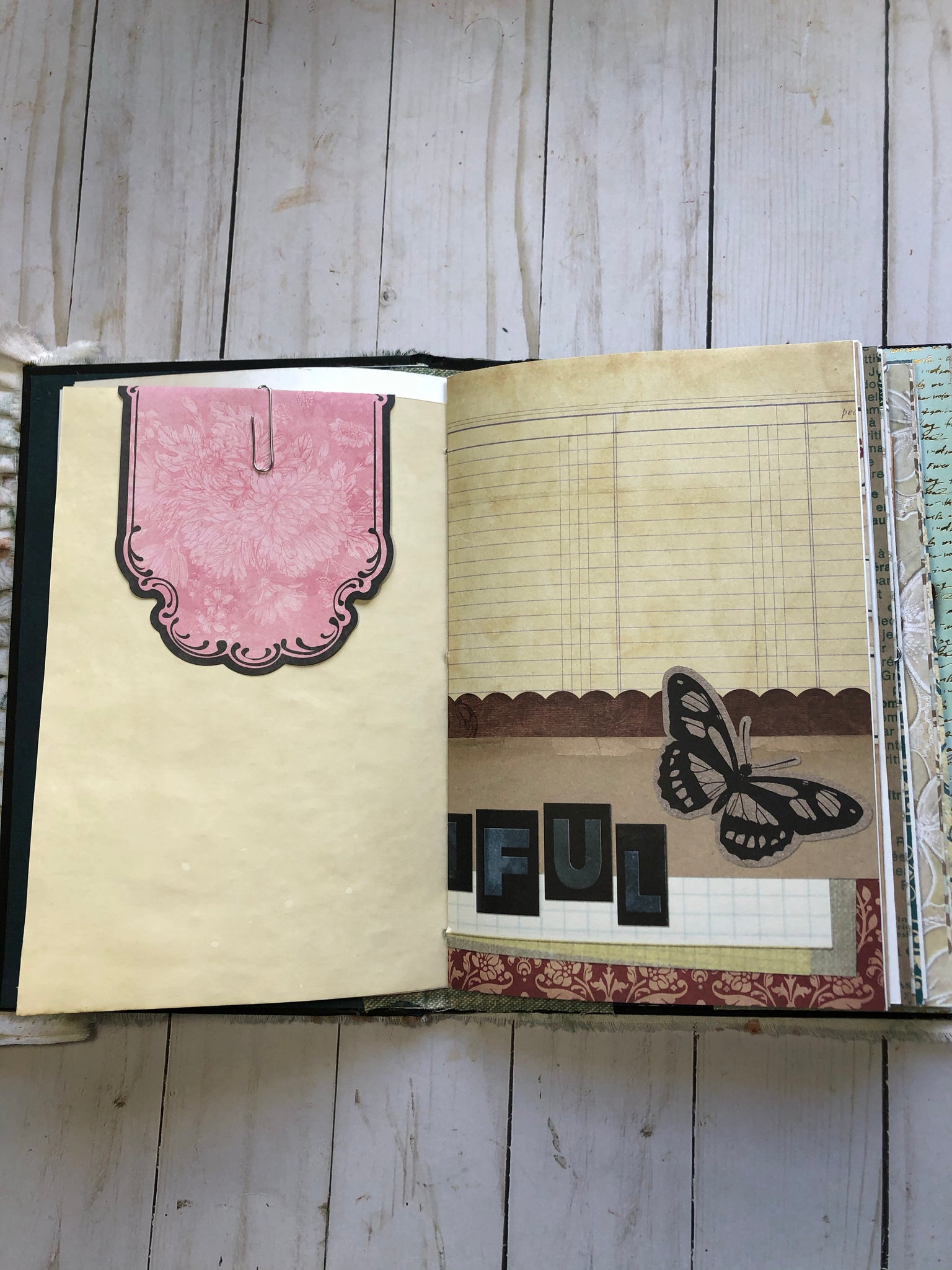 Sweet Spring Journal - JH