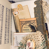 Fragments Junk Journal by Tami Sohn (January Challenge)