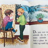 Vintage Children's Animal Books set of 2- LZ