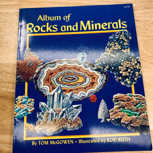 Album of Rocks and Minerals - LZ