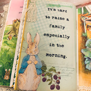 Cottontail Junk Journal by Tami Sohn (March Challenge)
