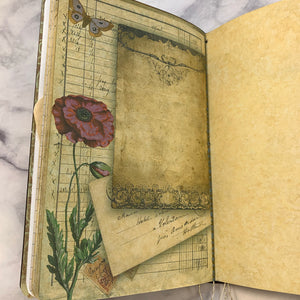 Touch of Gold Journal by Vickey Phelps