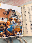 Dogs 2 Junk Journal by Maria Gonzales