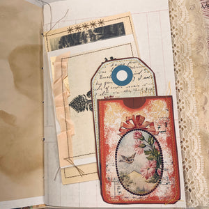 Charming Fragments 2 Junk Journal by Megan Sullivan