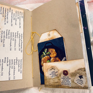 Eat Junk Journal by Barb Plude