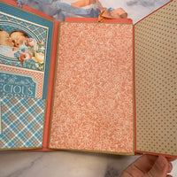 Precious Memories Album Journal by Vickey Phelps