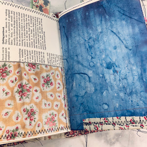 Patchwork Perfection Junk Journal by Megan Sullivan