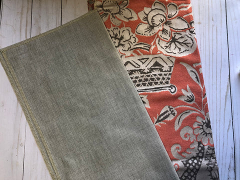 Eastern Beauty - Upholstery Fabric Samples