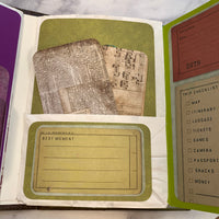 Travel Album Journal by Vickey Phelps