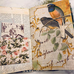 Birds Junk Journal by Jane Dilley