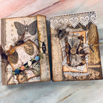 Set of 2 Vintage Nature Journals by Diana Smith