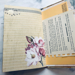 Life Notes Junk Journal #5 - LZ