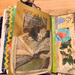 Goodnight Junk Journal by Paula Ann Featherston