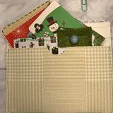 Christmas Stuffed Wallpaper Pouch #1 - LZ