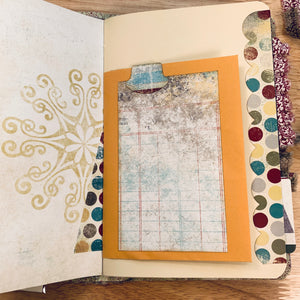 Christmas Daily #2 Junk Journal by Terri Steffes