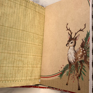 Merry Christmas Junk Journal by Laurie Grant