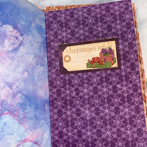 Nutcracker Junk Journal by Cheryl Howe