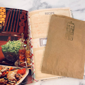 Home Cooked Budget Junk Journal #5 - LZ