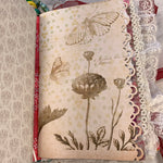 Blooming Roses Junk Journal by Yvette Quale