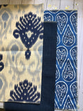 Blueberry Upholstery Fabric Samples- JH