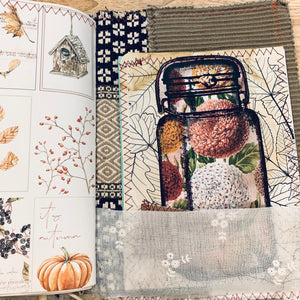 So Foxy Junk Journal by Lisa Masquelier