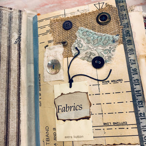 Sew Junk Journal by Barb Plude