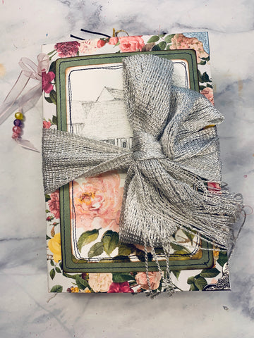 The Journaler Junk Journal by Kimberly Clayton (MCh)