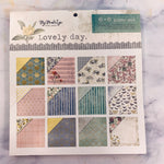 My Minds Eye Lovely Day 6x6 Paper Pad - LZ