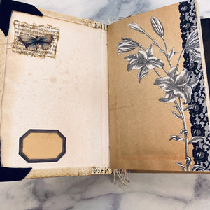 Nature Junk Journal by Debra Ferrell (Jan 2020 Challenge Journal)