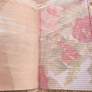 Welcome Spring Junk Journal by Katherine Dent (Feb Challenge Journal)