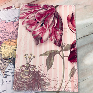 My World Stitched Journal Covers set of 4 - LZ