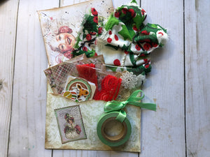 Christmas Goody Pockets - JH