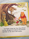 Vintage Children's Book Pooh Lot of 3 - LZ