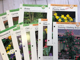 Set of 10 Garden Double Page Foldouts - JH