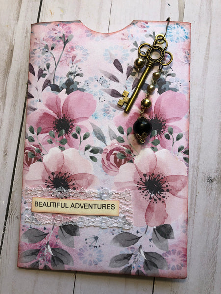 Bag of Tags- Beautiful Adventures - JH