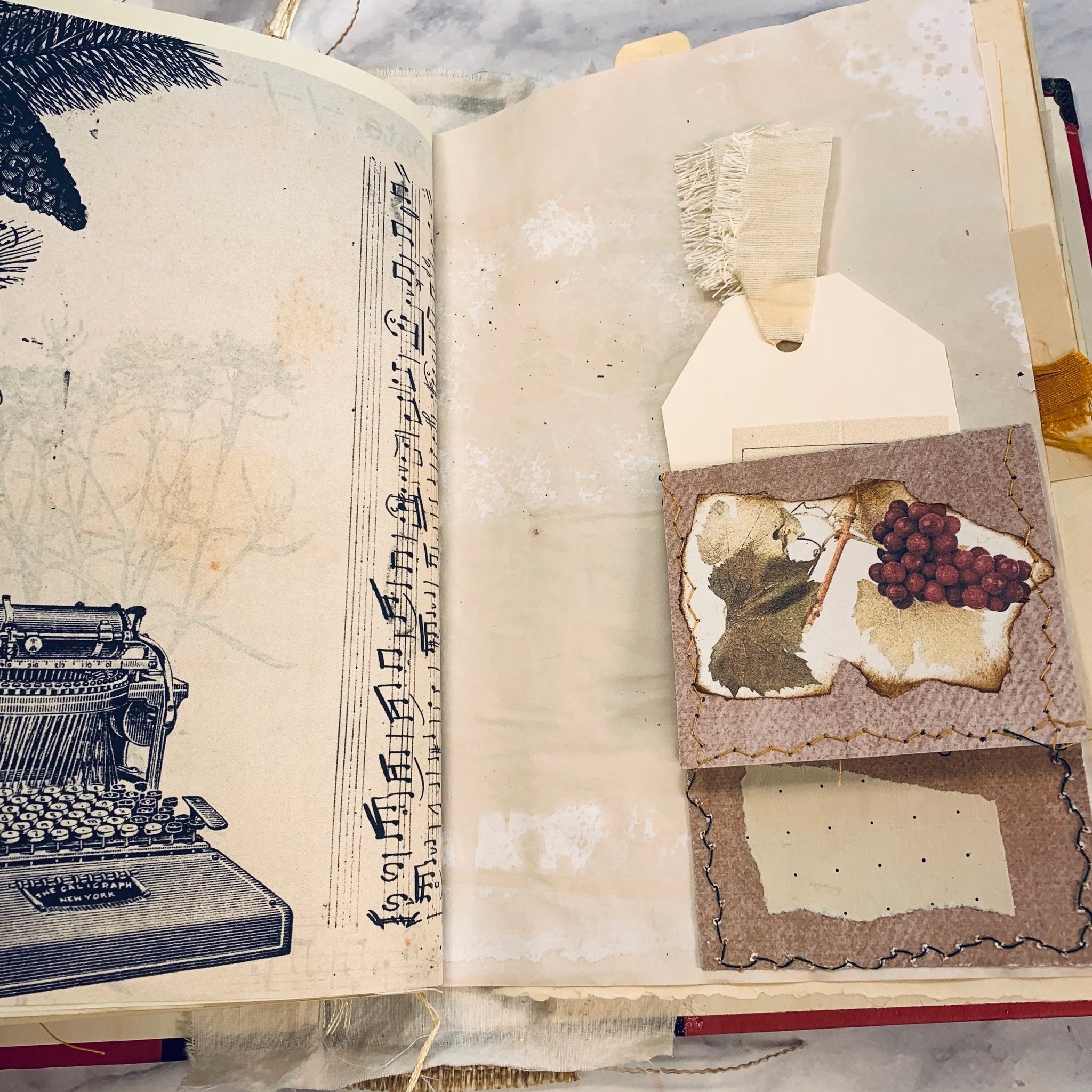 Write Junk Journal by Barb Plude (January 2020 Challenge)