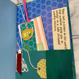 Happy Place Junk Journal by Debby Boyce